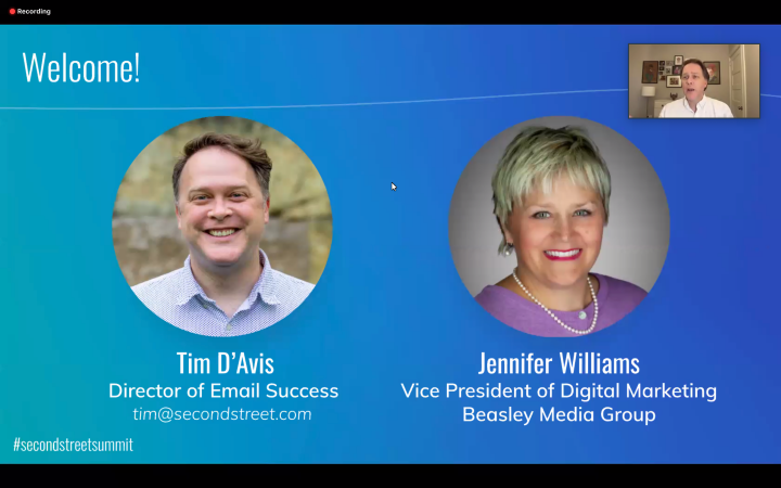 Second Street Summit – Smarter Ways to Use Email