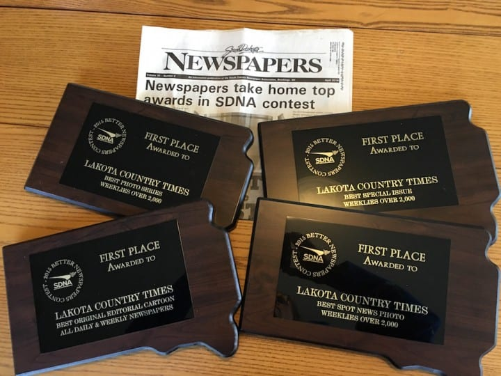 (REPRINT) Strong showing highlights growth of Lakota Country Times