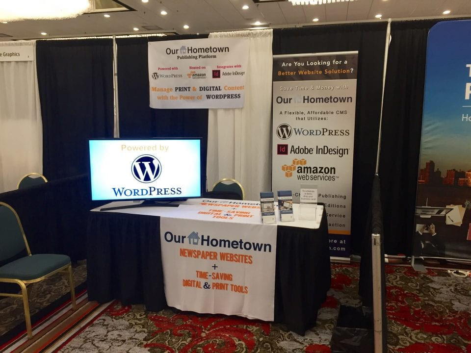 Our Hometown, Inc. Attends National Newspaper Association's 2017 Trade Show & Convention