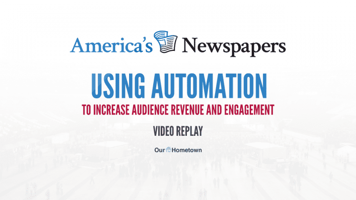 America's Newspapers: Using Automation