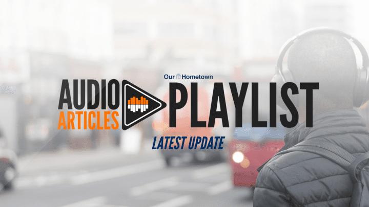 Audio Articles Playlist update