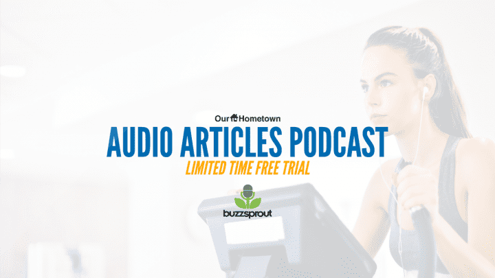 Apply for a FREE TRIAL of Audio Articles Podcast today!