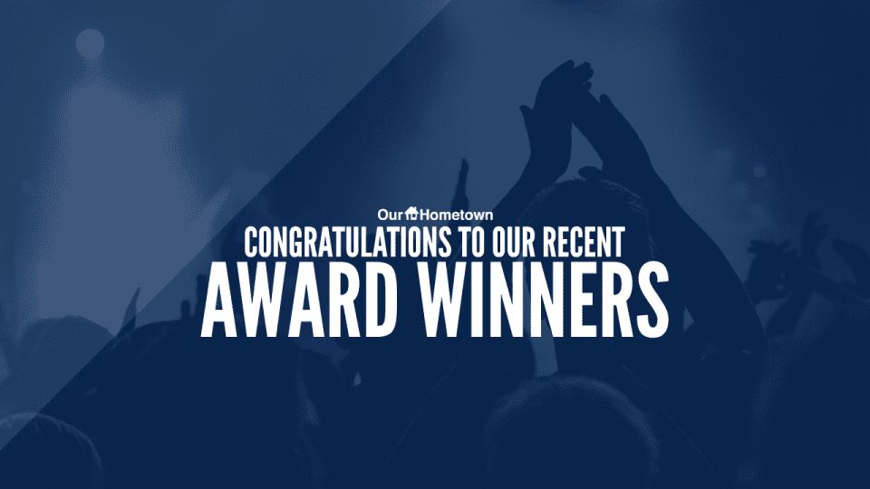 OHT customers receive prestigious awards