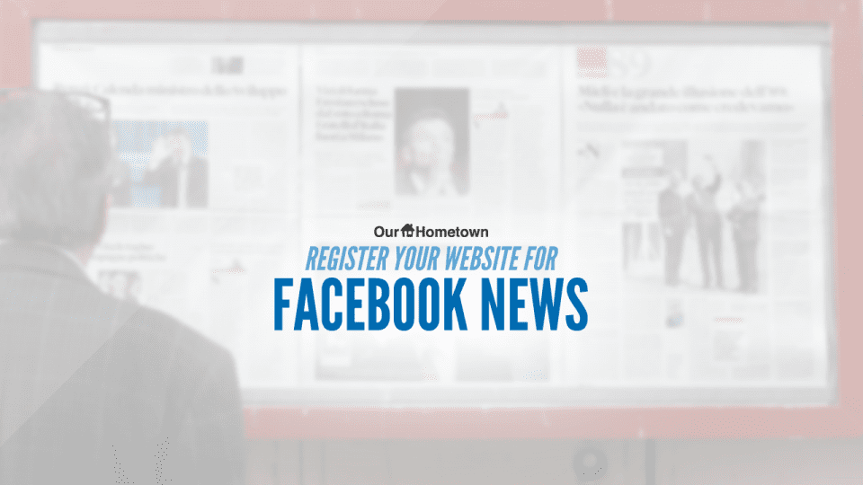 Registering your publication with Facebook News