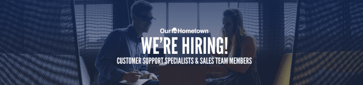 Website Sales and Marketing Representative –  REMOTE – Full Time