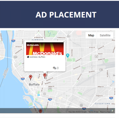 Homepage Map