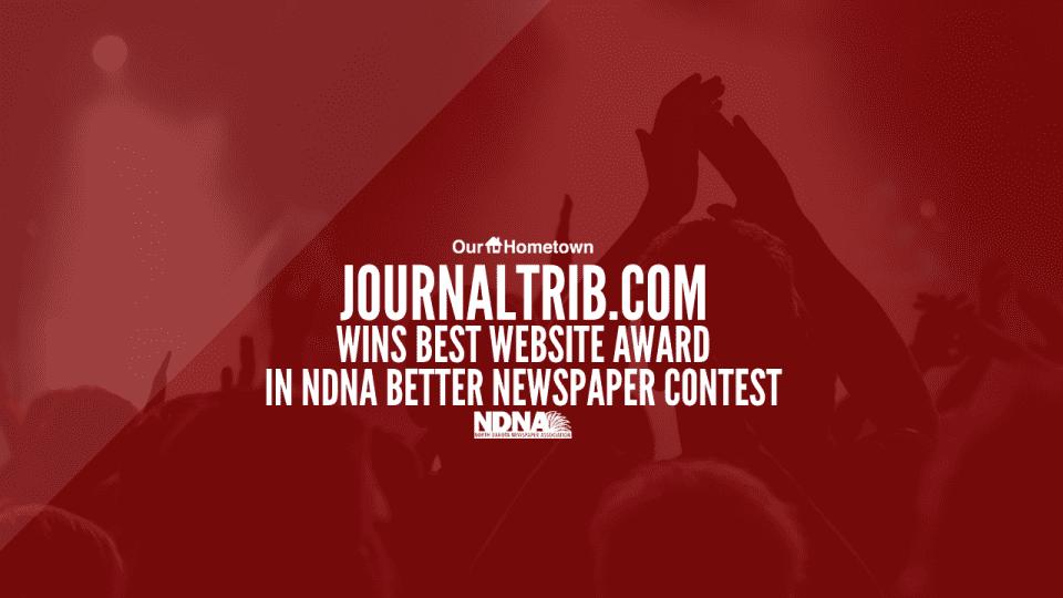 JournalTrib.com wins Best Website in NDNA Better Newspaper Contest