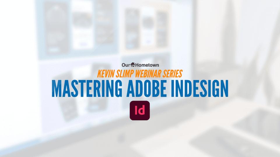 Kevin Slimp: Mastering Adobe InDesign Styles