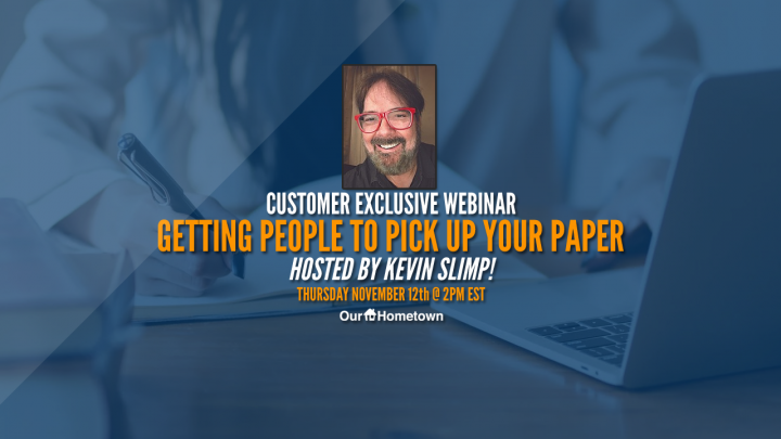 """""""Getting People to Pick Up Your Paper"""" with Kevin Slimp – Webinar Recap"""