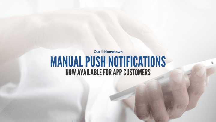 Manual Push Notifications now available on OHT Apps