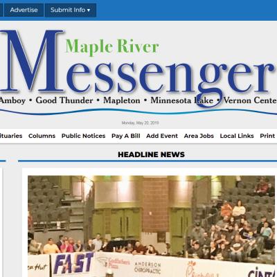Maple River Messenger