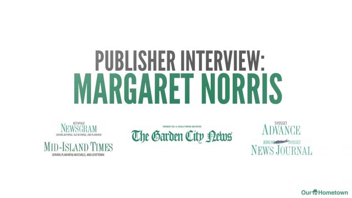 Publisher Interview: Margaret Norris of the Garden City News