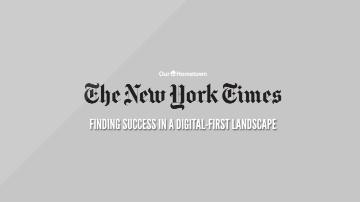 New York Times' Q2 Results show promise for digital subscriptions