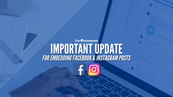 Important Update for Embedding Social Media with oEmbed