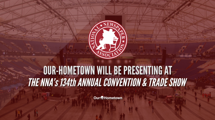 Our-Hometown's Matt Larson will be presenting at this year's NNA Convention!