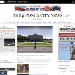 Ponca City News