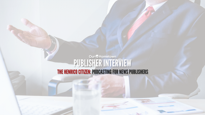 Publisher Interview: Podcasting for News Publishers