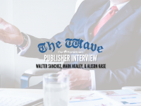 Publisher Interview with The Wave of Rockaway!