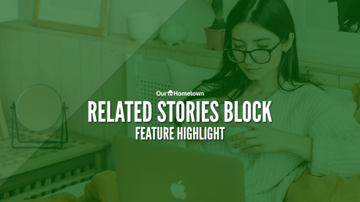 """Feature Highlight: Adjusting the """"Related Stories"""" Block"""