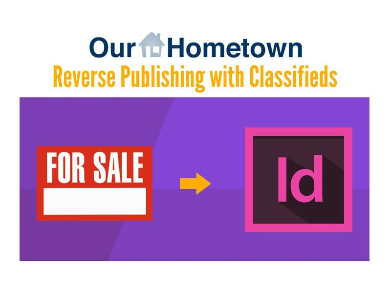 Reverse Publishing with Classifieds