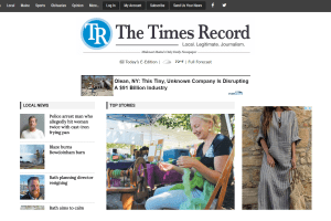 The Times Record