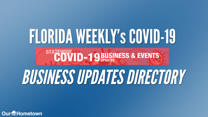 FloridaWeekly.com launches new COVID-19 resource page and directory