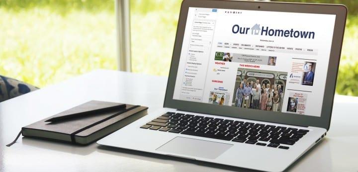 A WordPress-Powered Newspaper Platform by Our Hometown, Inc.